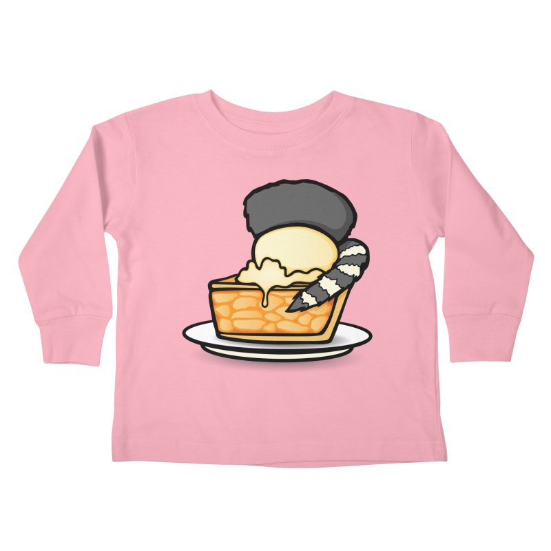 Remember the Á la Mode Kids Toddler Longsleeve T-Shirt by 9th Mountain Threads