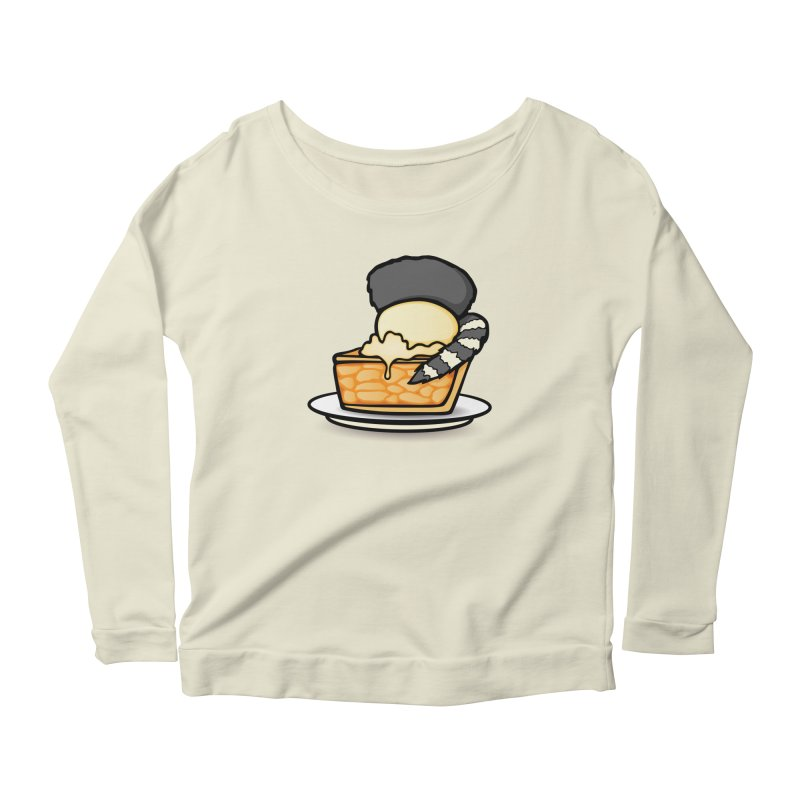 Remember the Á la Mode Women's Scoop Neck Longsleeve T-Shirt by 9th Mountain Threads