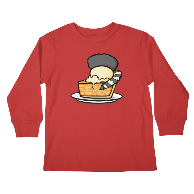 Remember the Á la Mode Kids Longsleeve T-Shirt by 9th Mountain Threads