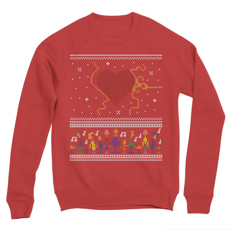 3 Sizes! Men's Sponge Fleece Sweatshirt by 9th Mountain Threads
