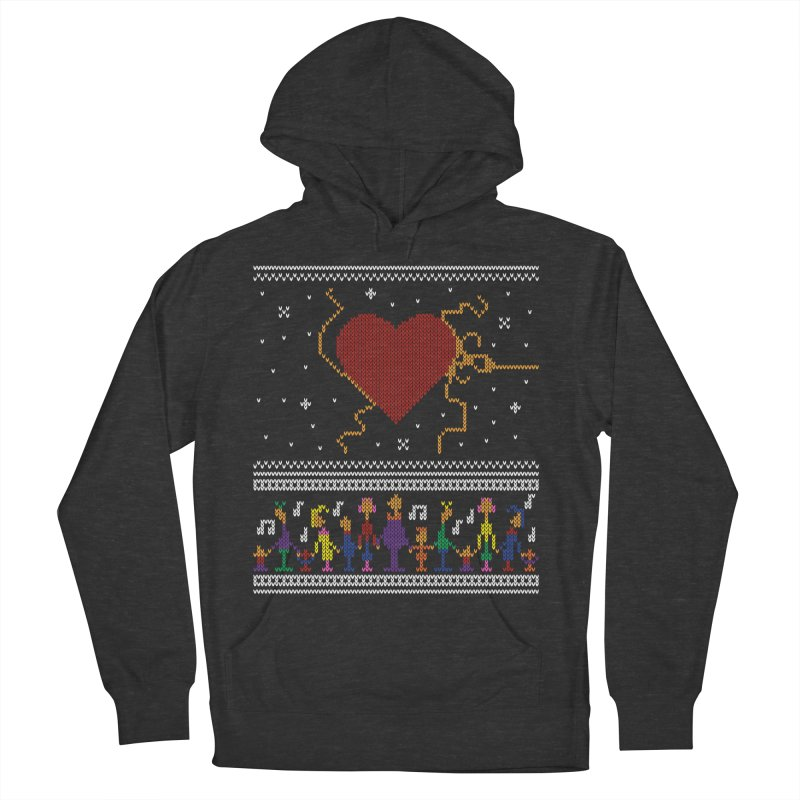 3 Sizes! Men's French Terry Pullover Hoody by 9th Mountain Threads