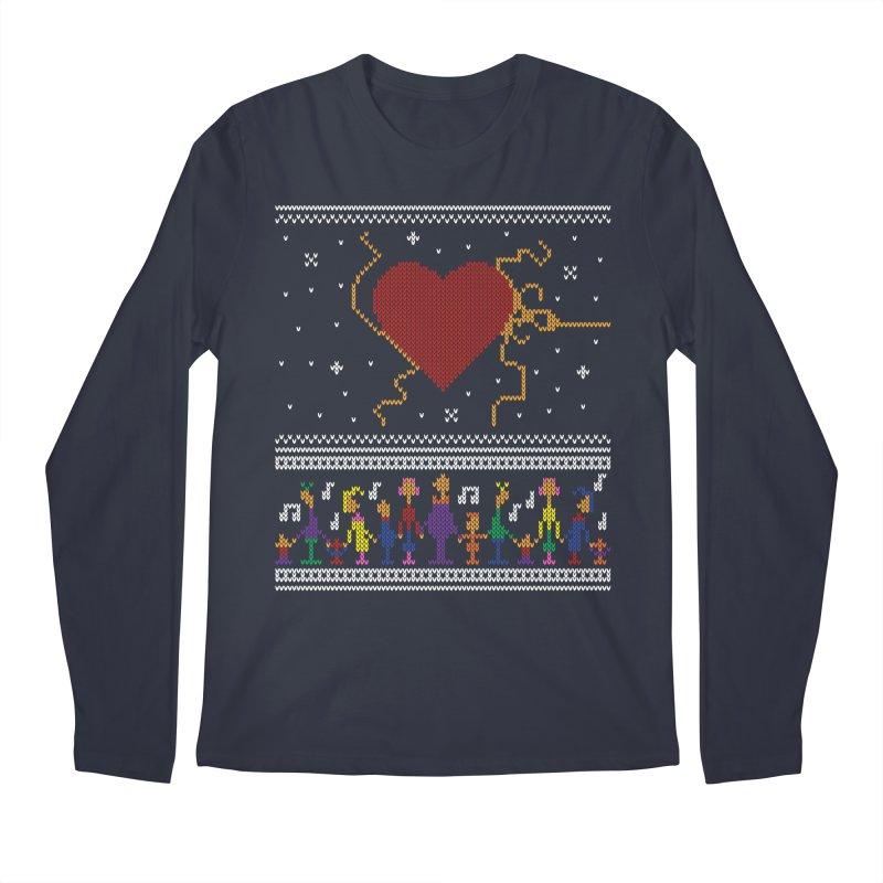 3 Sizes! Men's Regular Longsleeve T-Shirt by 9th Mountain Threads