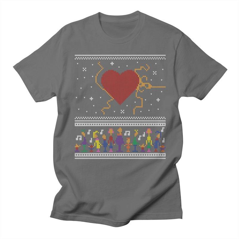 3 Sizes! Men's Regular T-Shirt by 9th Mountain Threads