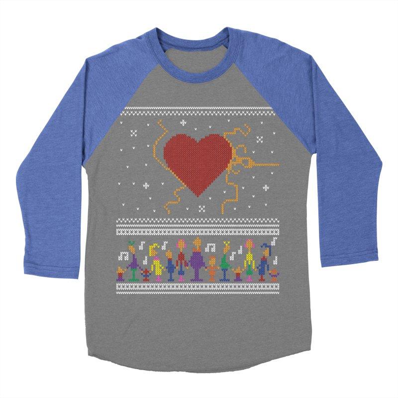 3 Sizes! Women's Baseball Triblend Longsleeve T-Shirt by 9th Mountain Threads