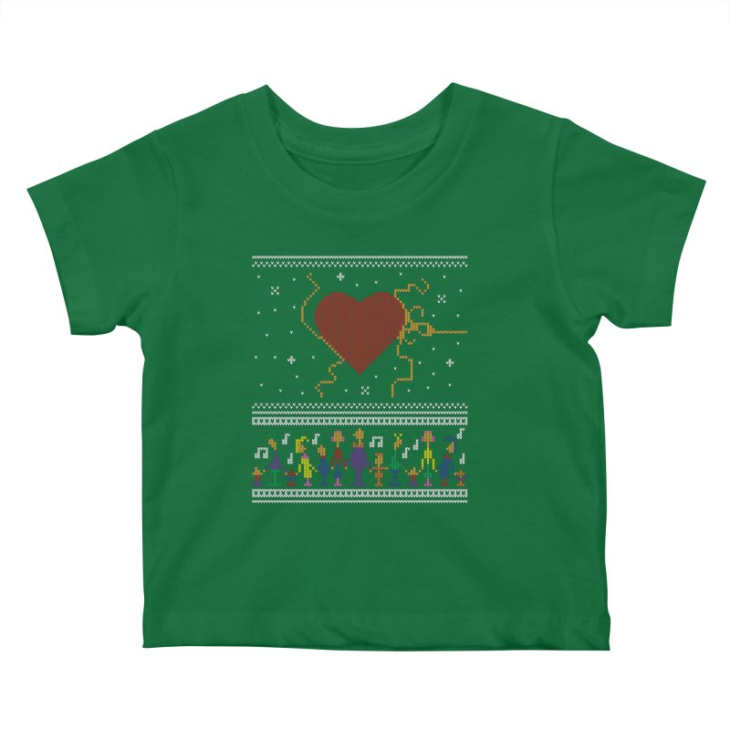 3 Sizes! Kids Baby T-Shirt by 9th Mountain Threads
