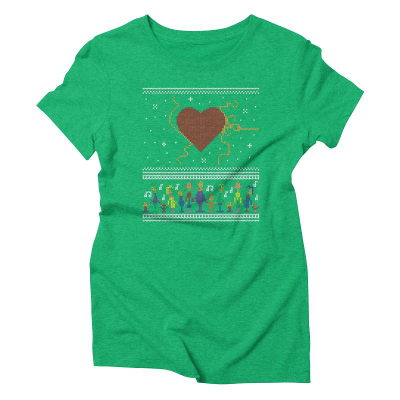3 Sizes! Women's Triblend T-Shirt by 9th Mountain Threads
