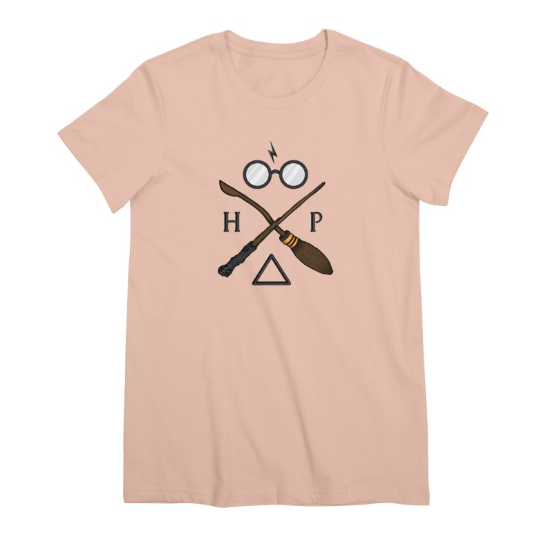 Potter Women's Premium T-Shirt by 9th Mountain Threads