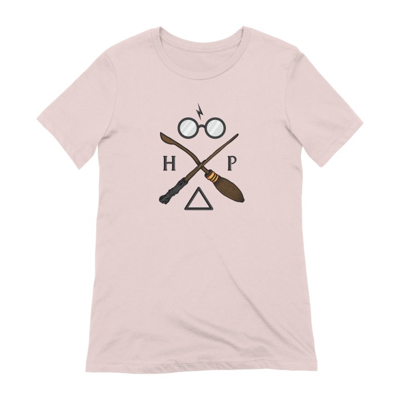Potter Women's Extra Soft T-Shirt by 9th Mountain Threads