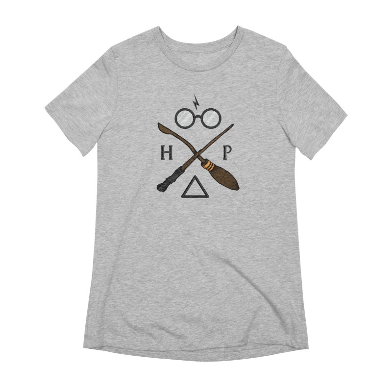 Potter Women's T-Shirt by 9th Mountain Threads