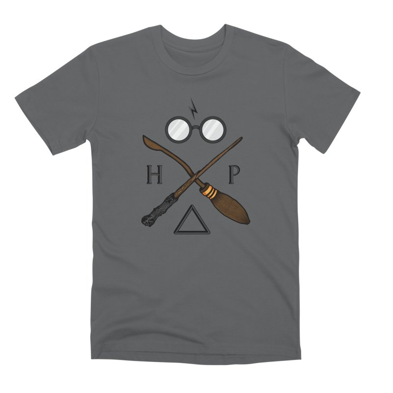 Potter Men's Premium T-Shirt by 9th Mountain Threads