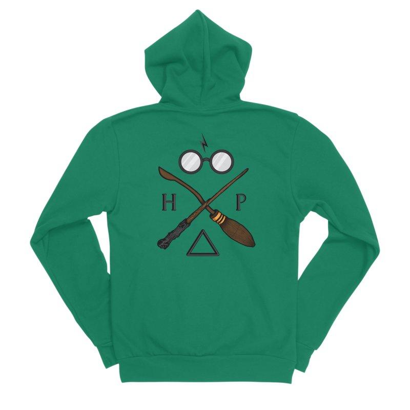 Potter Women's Sponge Fleece Zip-Up Hoody by 9th Mountain Threads