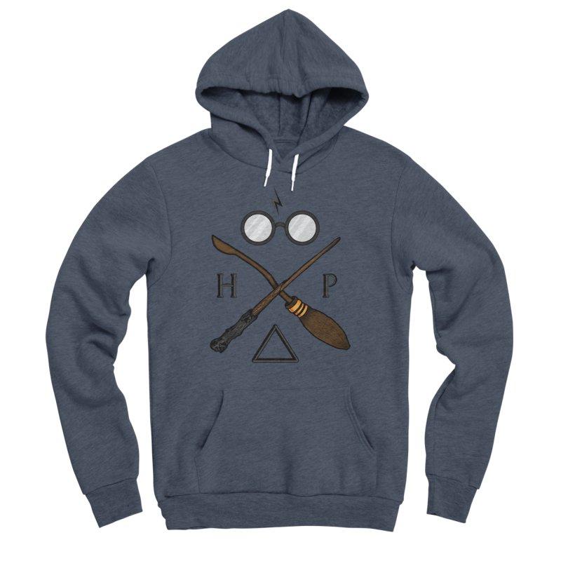 Potter Men's Sponge Fleece Pullover Hoody by 9th Mountain Threads
