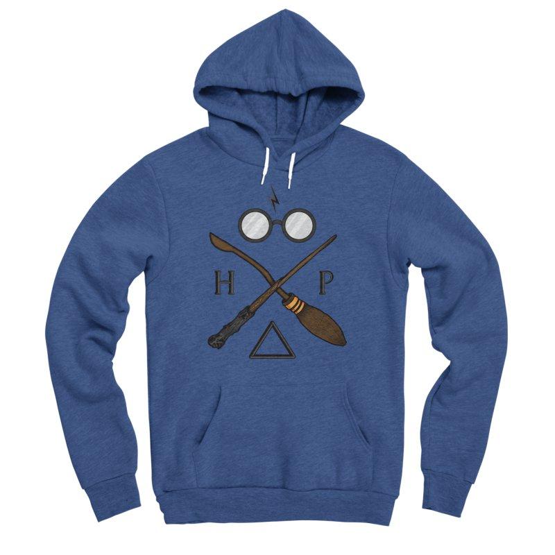 Potter Women's Sponge Fleece Pullover Hoody by 9th Mountain Threads
