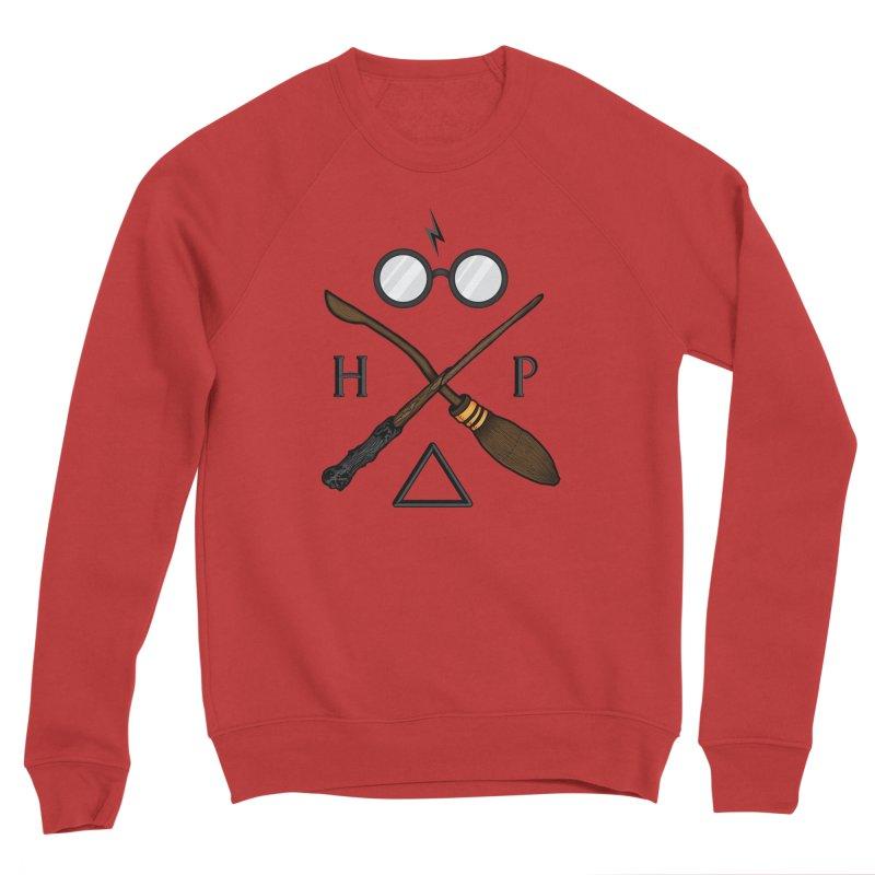 Potter Men's Sponge Fleece Sweatshirt by 9th Mountain Threads
