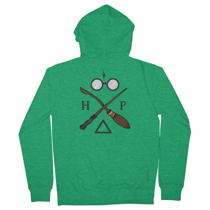 Potter Women's Zip-Up Hoody by 9th Mountain Threads