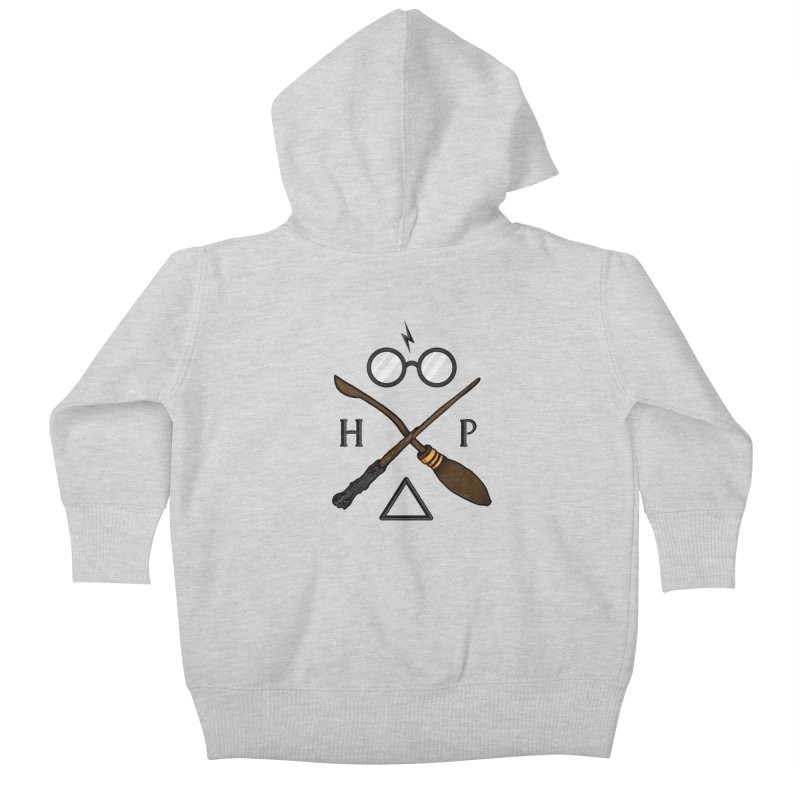 Potter Kids Baby Zip-Up Hoody by 9th Mountain Threads