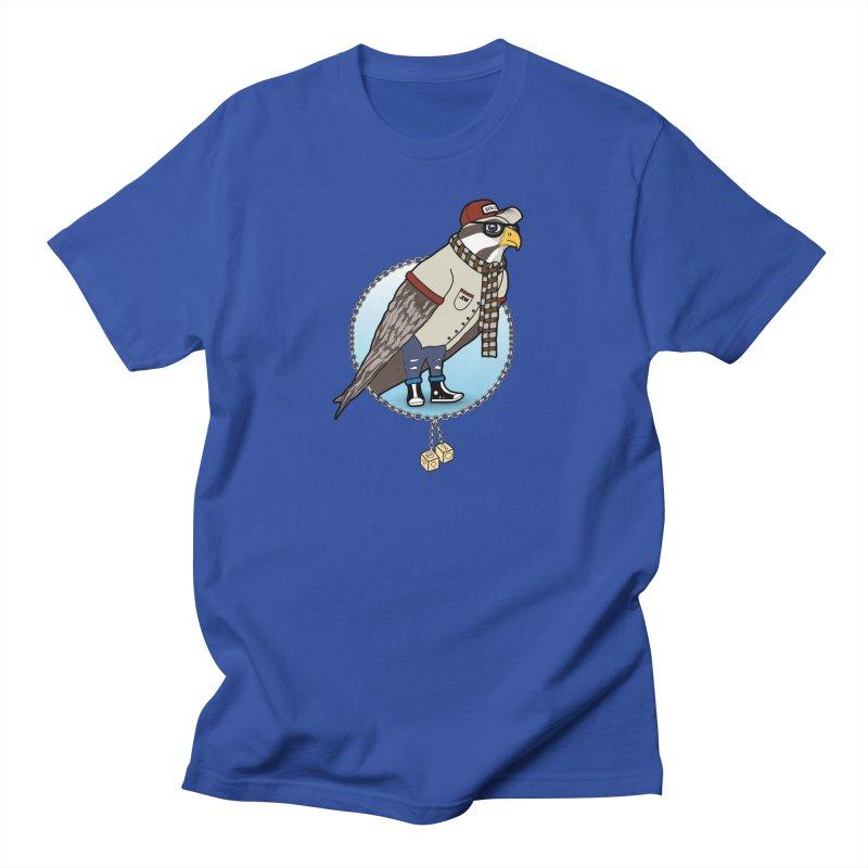 Millennial Falcon Women's Regular Unisex T-Shirt by 9th Mountain Threads