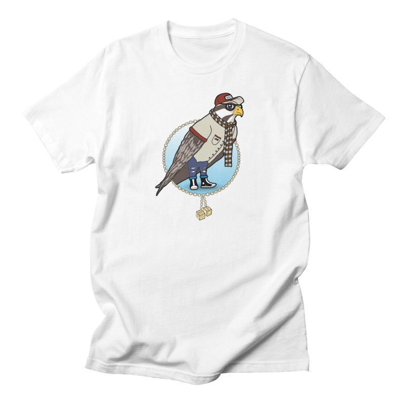 Millennial Falcon Women's Regular Unisex T-Shirt by 9th Mountain Threads