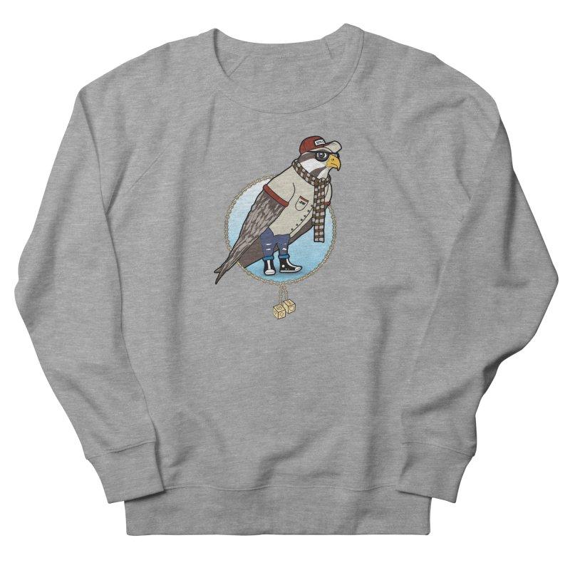 Millennial Falcon Women's French Terry Sweatshirt by 9th Mountain Threads