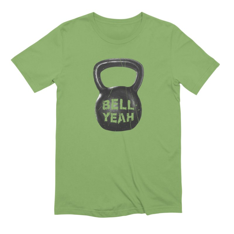 Bell Yeah Men's Extra Soft T-Shirt by 9th Mountain Threads