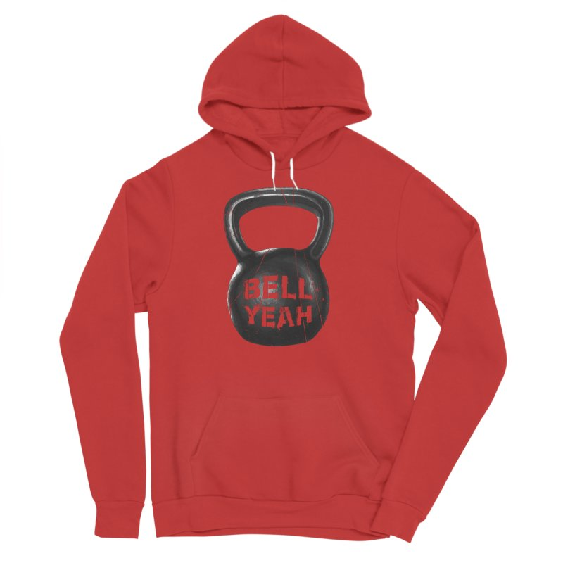 Bell Yeah Women's Pullover Hoody by 9th Mountain Threads
