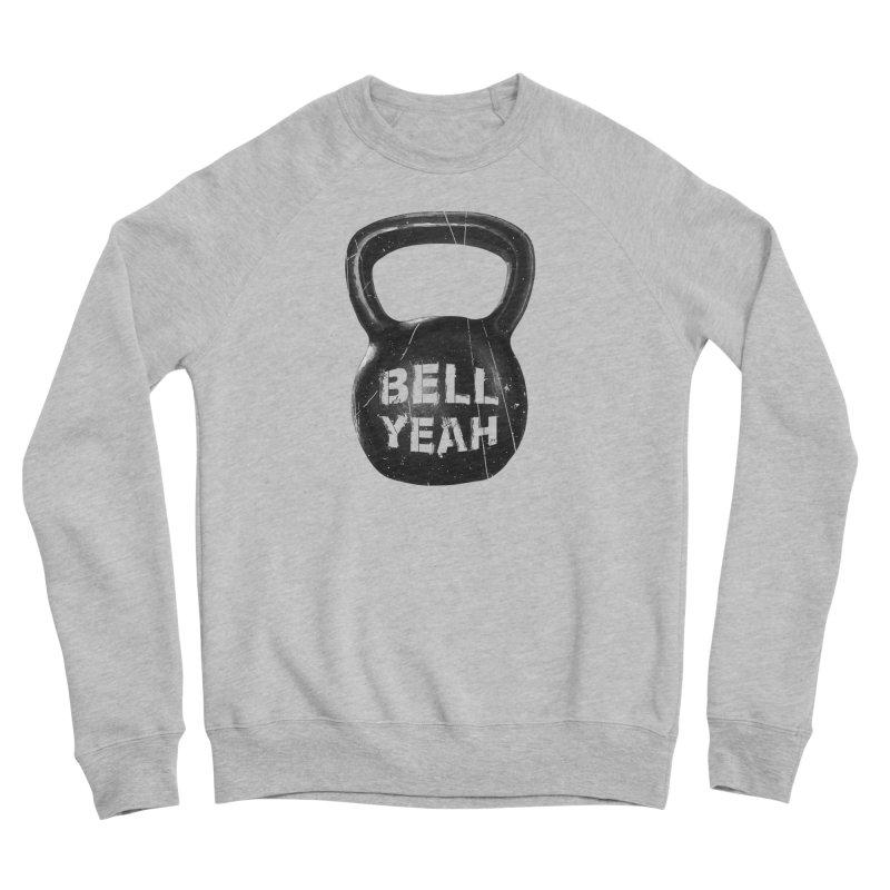Bell Yeah Men's Sponge Fleece Sweatshirt by 9th Mountain Threads