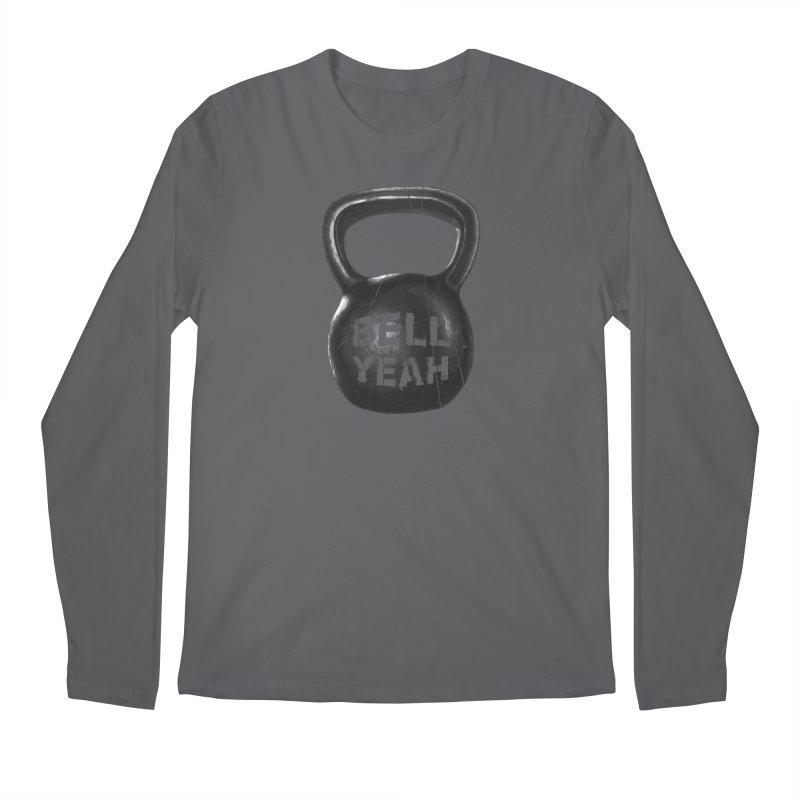 Bell Yeah Men's Longsleeve T-Shirt by 9th Mountain Threads