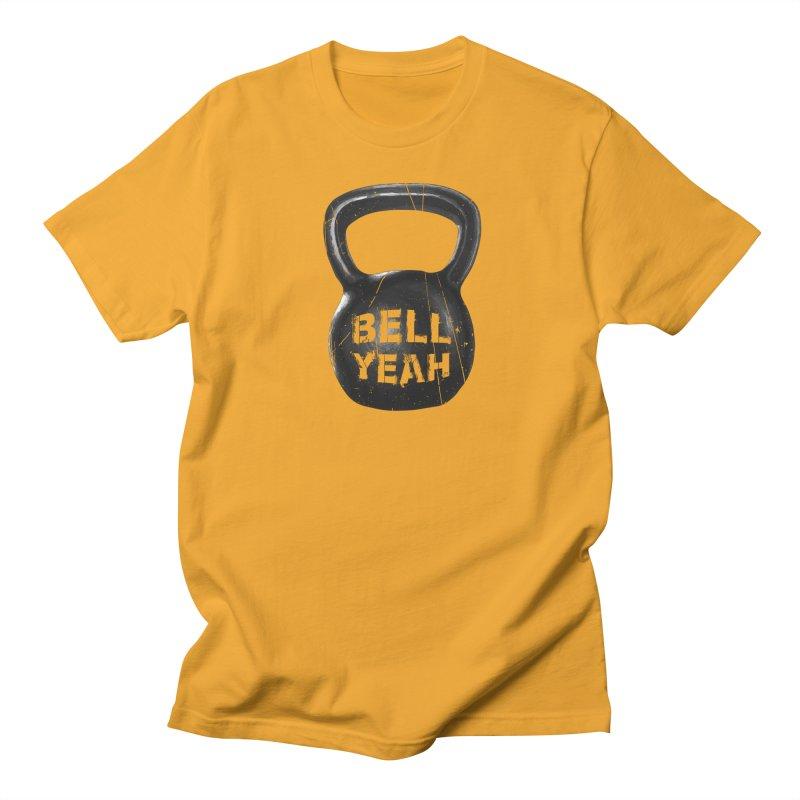 Bell Yeah Women's Regular Unisex T-Shirt by 9th Mountain Threads