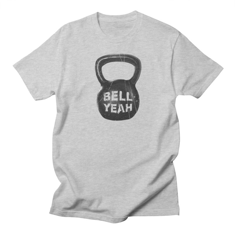 Bell Yeah Men's Regular T-Shirt by 9th Mountain Threads
