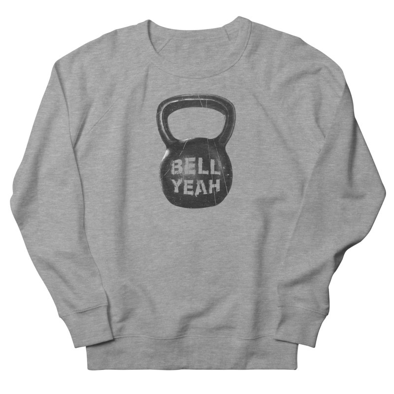 Bell Yeah Men's French Terry Sweatshirt by 9th Mountain Threads