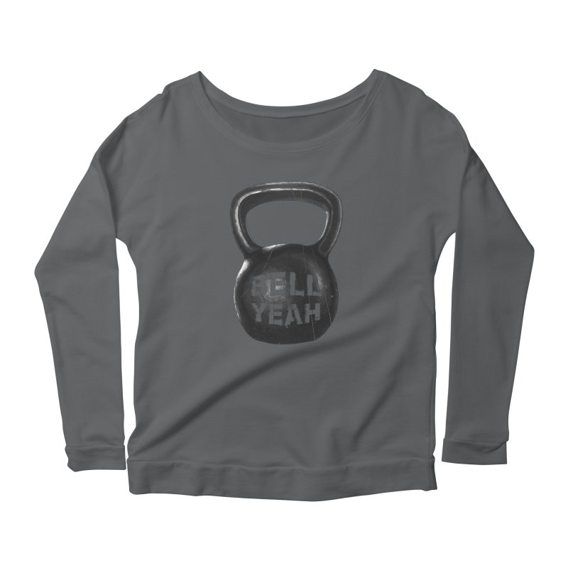 Bell Yeah Women's Scoop Neck Longsleeve T-Shirt by 9th Mountain Threads