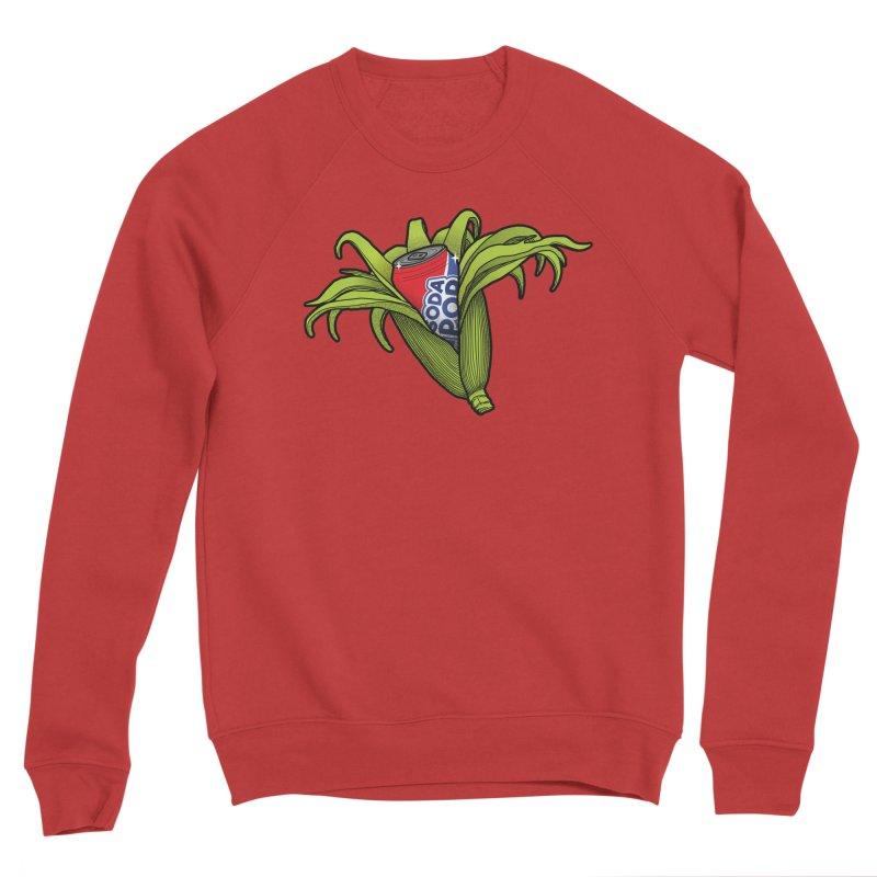 Pop Corn Women's Sponge Fleece Sweatshirt by 9th Mountain Threads