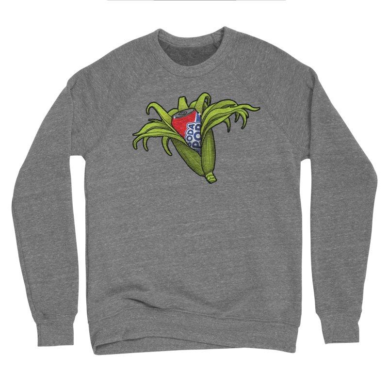 Pop Corn Men's Sponge Fleece Sweatshirt by 9th Mountain Threads