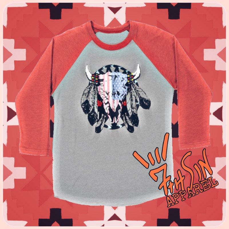 Buffalo Tom by 7thSin Apparel