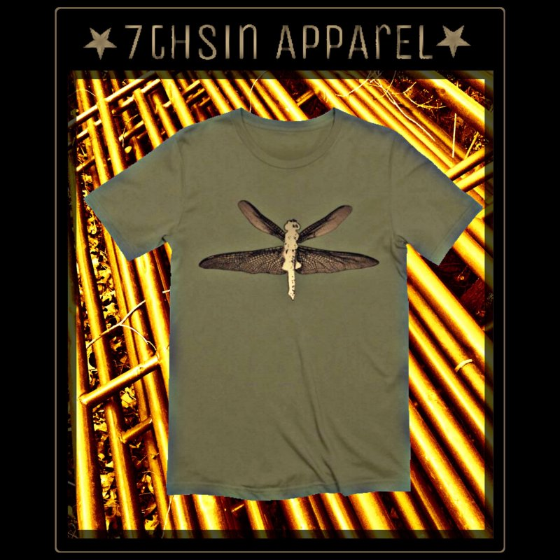 Dragonfly (Vintage) by 7thSin Apparel