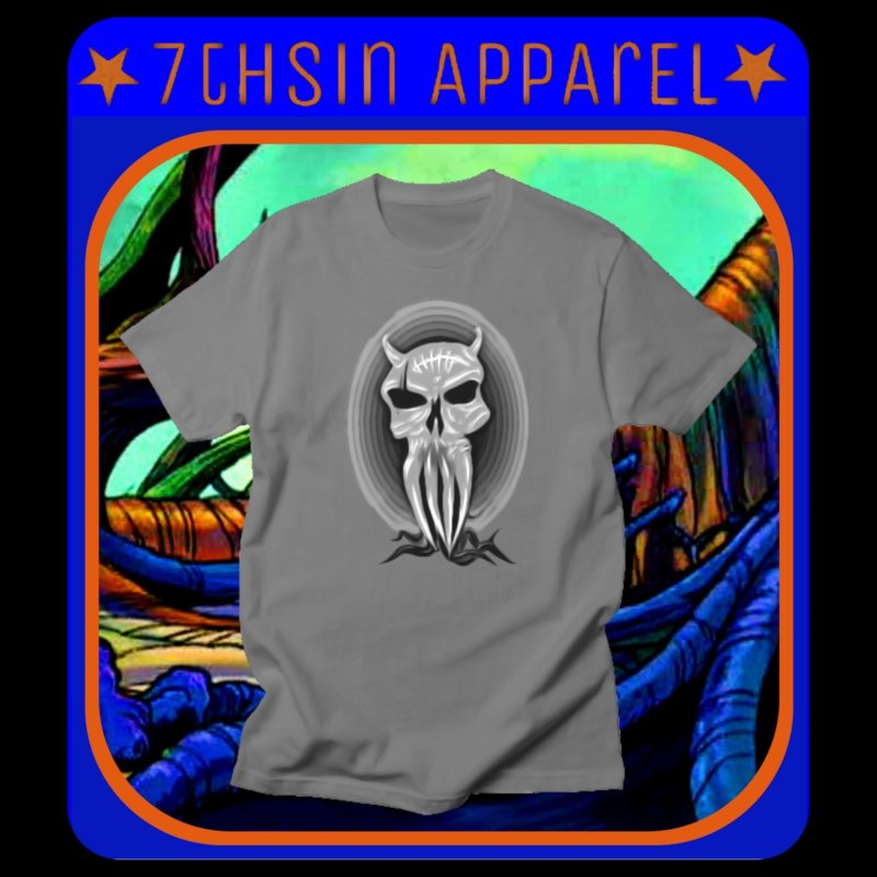 Greyskull by 7thSin Apparel