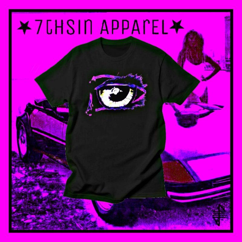 Dayglo Spy by 7thSin Apparel