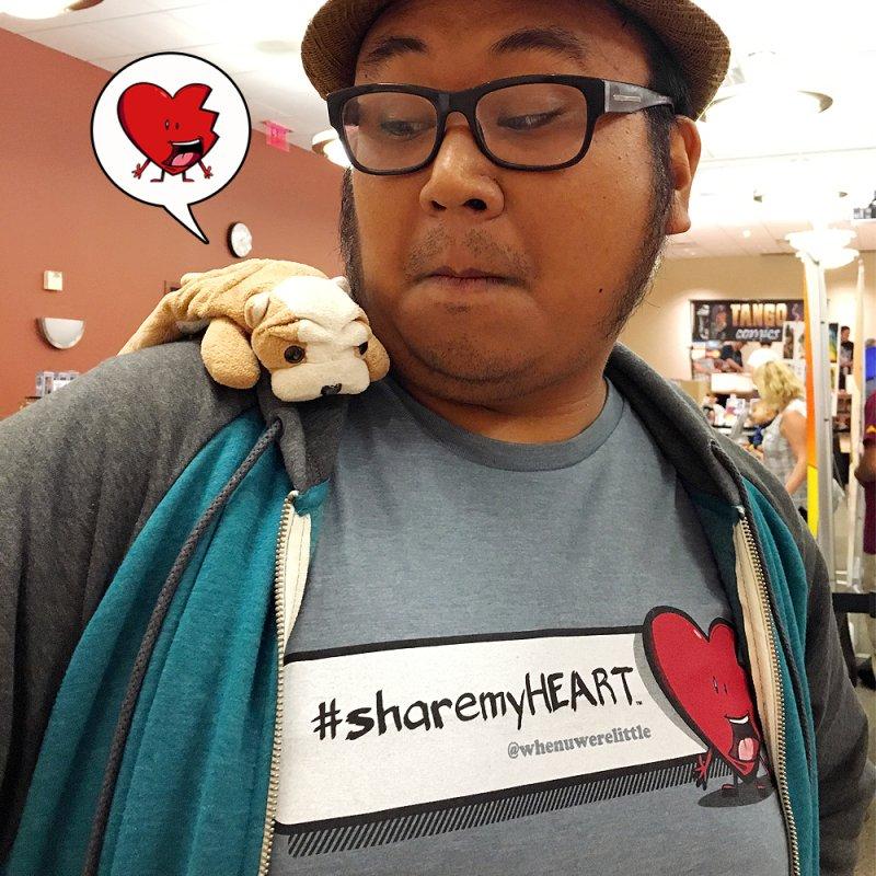 #sharemyHEART by Art2HEART's Artist Shop