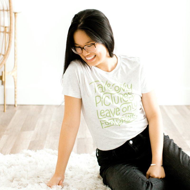 Nature Rules in Women's Triblend T-Shirt Heather White by Ceindydoodles's Artist Shop