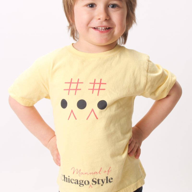 Women's and Kids' Apparel in  by Chicago Manual of Style