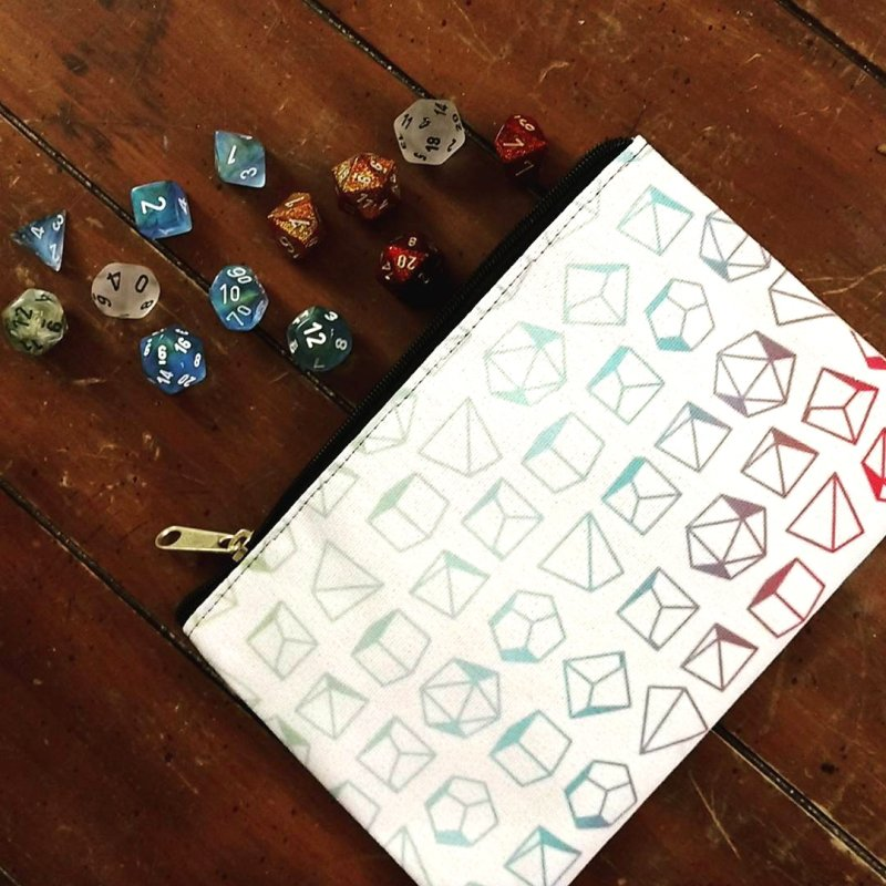 Dice on Dice on Dice by Critical Shoppe