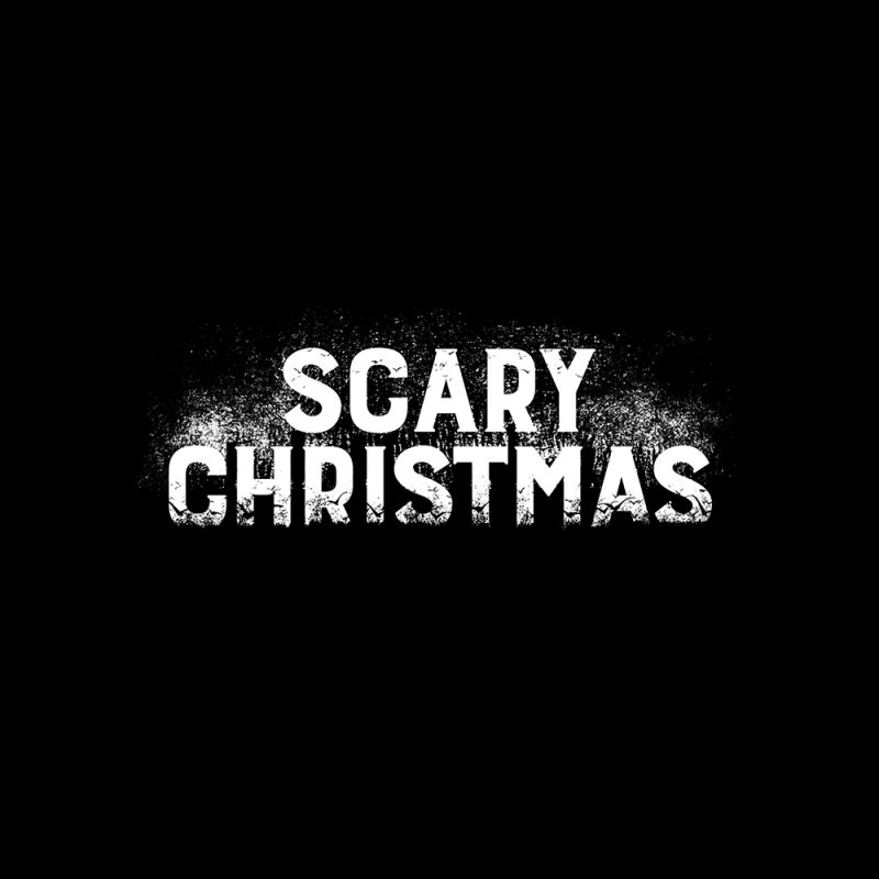 Scary Christmas by Crowglass Design