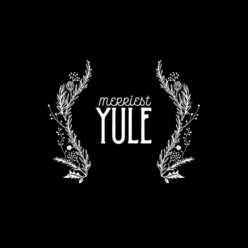 Merriest Yule by Crowglass Design