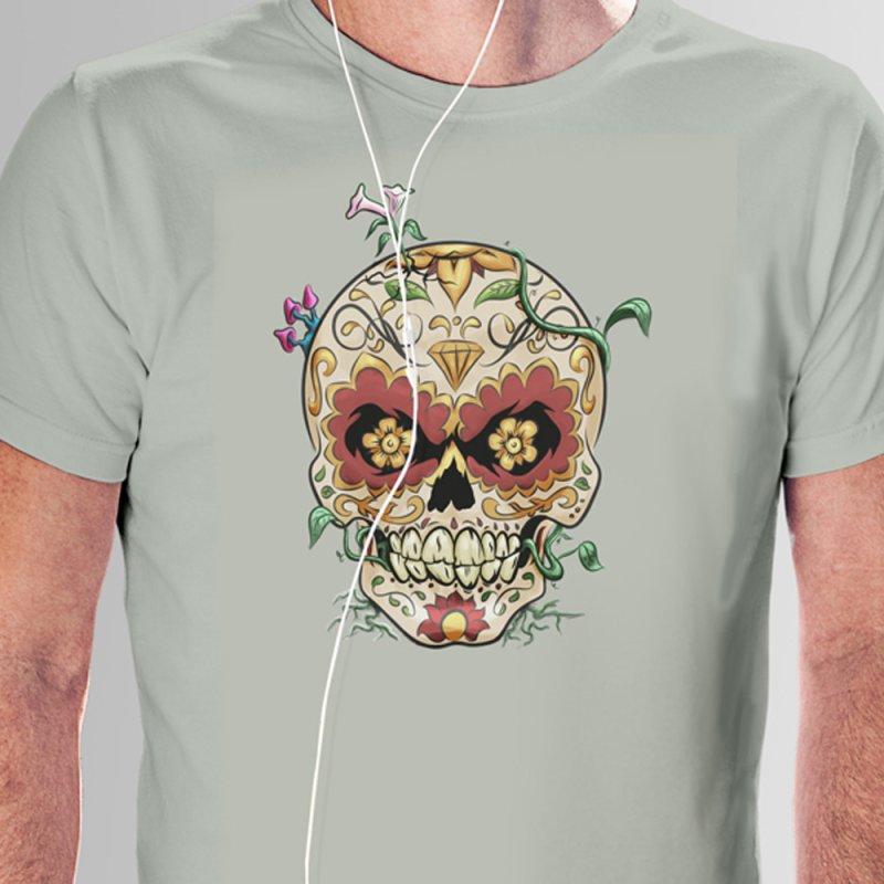 Sugar Skull by Dijanni's Artist Shop