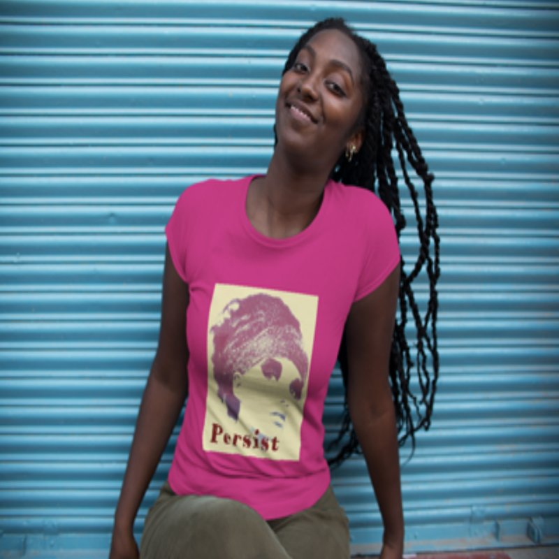 Persist Sistah by Divinitium's Clothing and Apparel