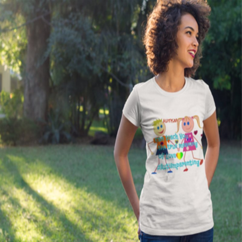 Autism Can Teach You The True Meaning Of Love by Divinitium's Clothing and Apparel