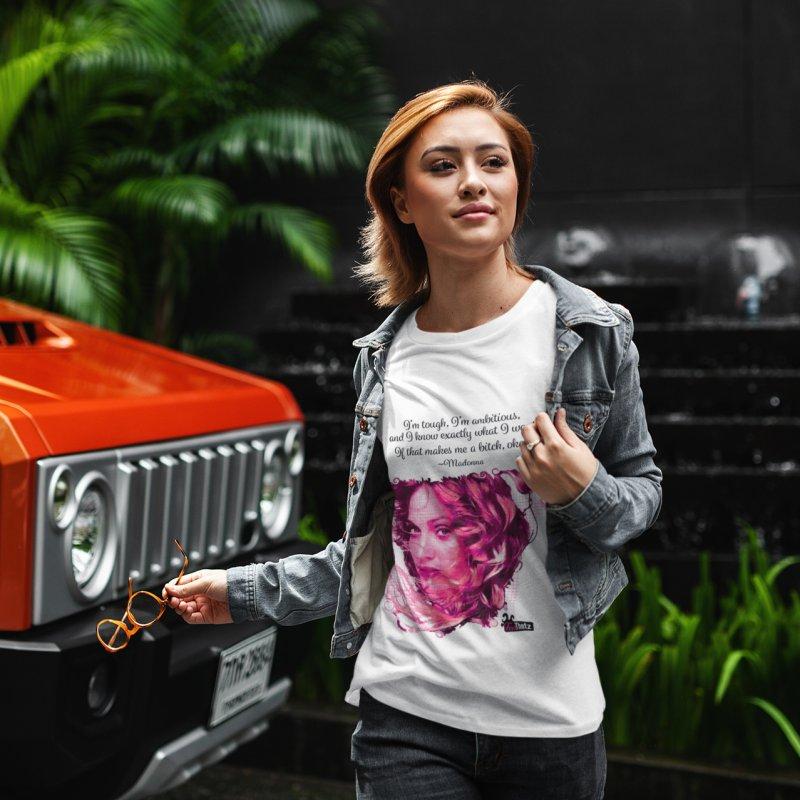 Ambitious in Women's Regular Unisex T-Shirt Stone by FemThotz's Artist Shop