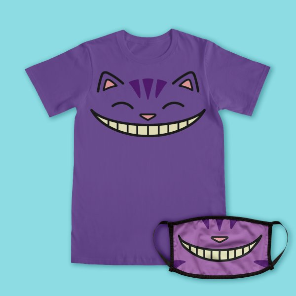 Design for Cheshire Kitty