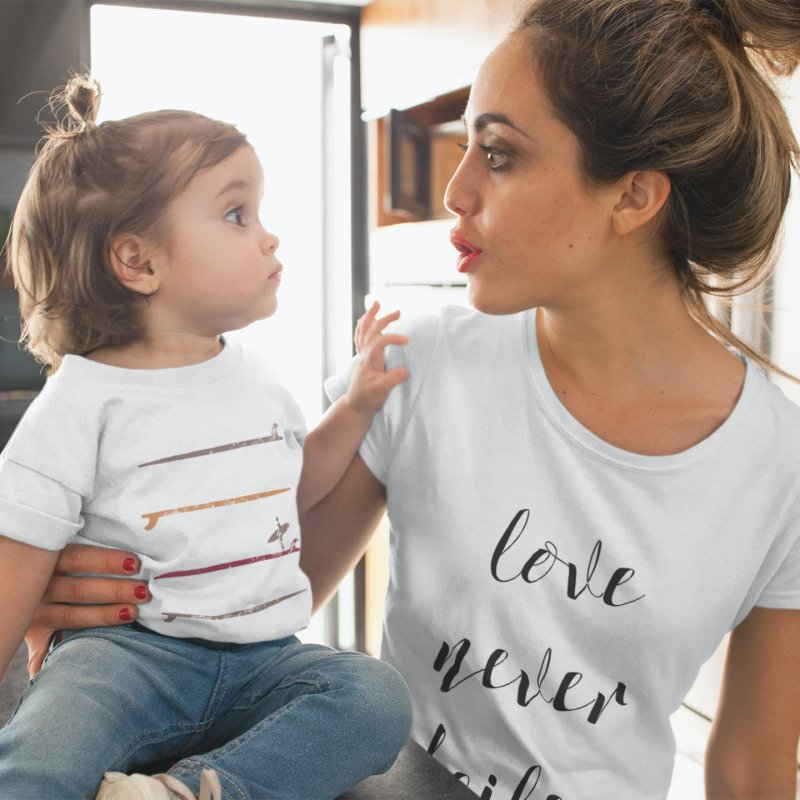 Love never fails in Women's Scoopneck White by Kingdomatheart's Artist Shop