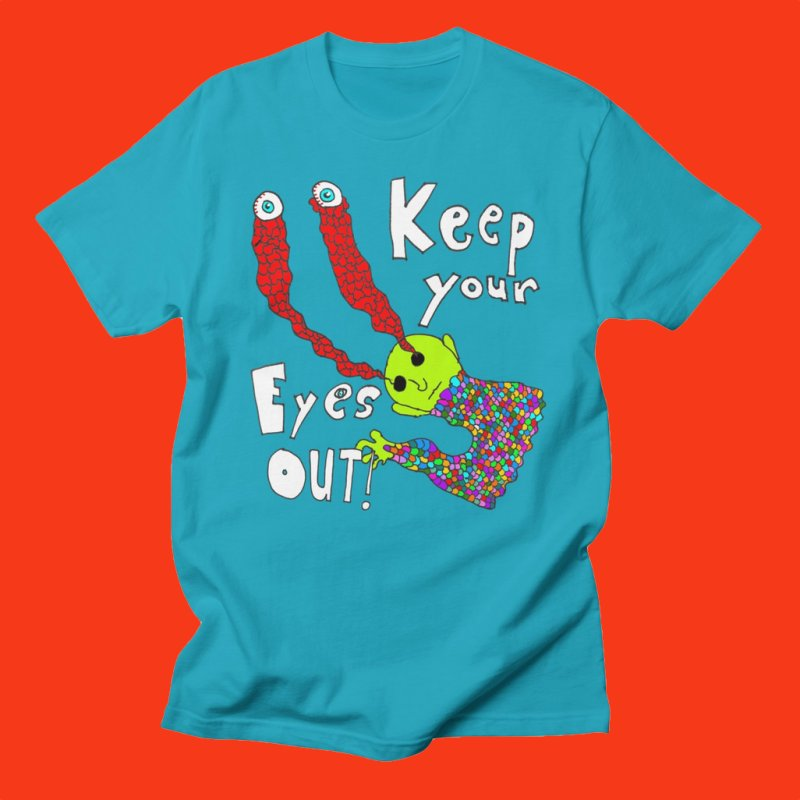 Keep Your Eyes Out! by LlamapajamaTs's Artist Shop